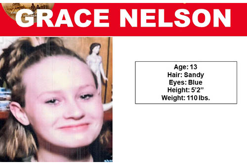 Update: Missing Christiansburg Girl