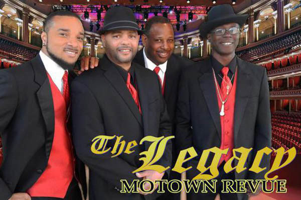 8/21: The Legacy Motown Revue 10
