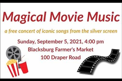9/5: Magical Movie Music 34