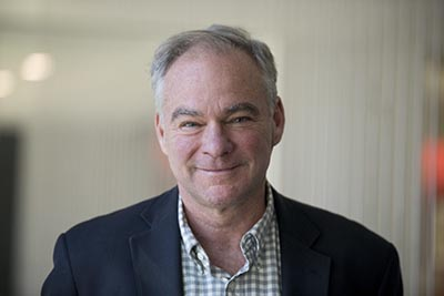 Kaine to visit NRV on Wednesday 38