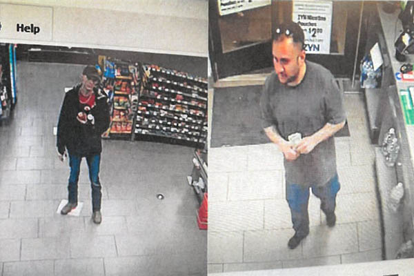 Police seek to identify persons