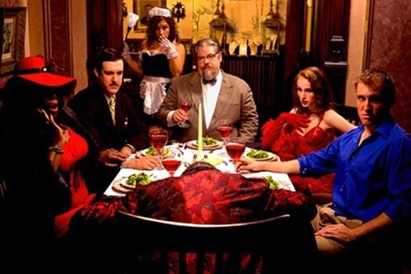 10/17: Halloween Murder Mystery Dinner- Poolside 6