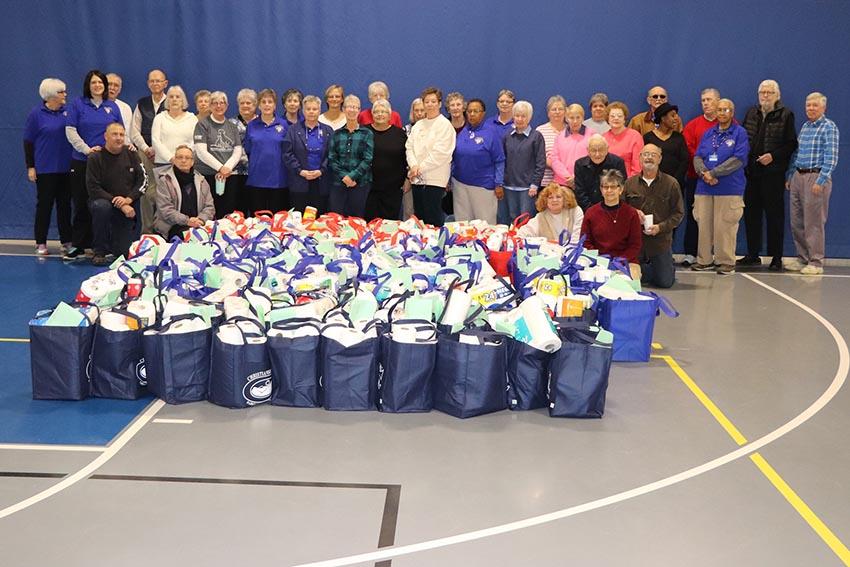 14th Annual Supplies for Seniors