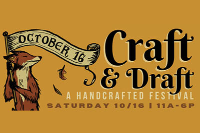 10/16: Craft & Draft 18