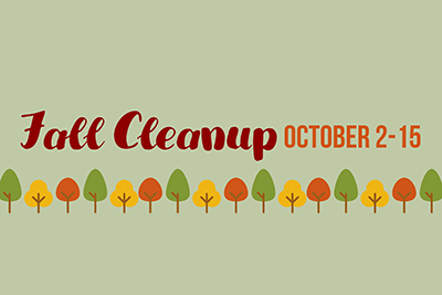 Christiansburg Fall Cleanup 2