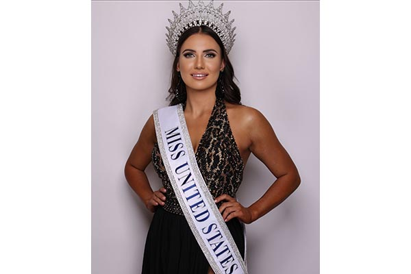 Virginia Tech Graduate crowned Miss United States.